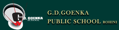 G. D. Goenka Public School, Rohini - Back to homepage